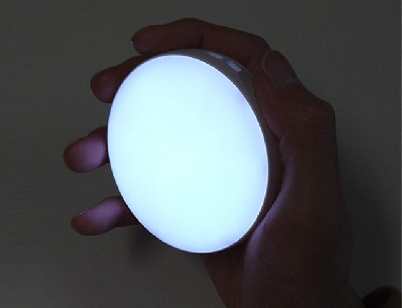 LEDライトとして使える防災グッズ